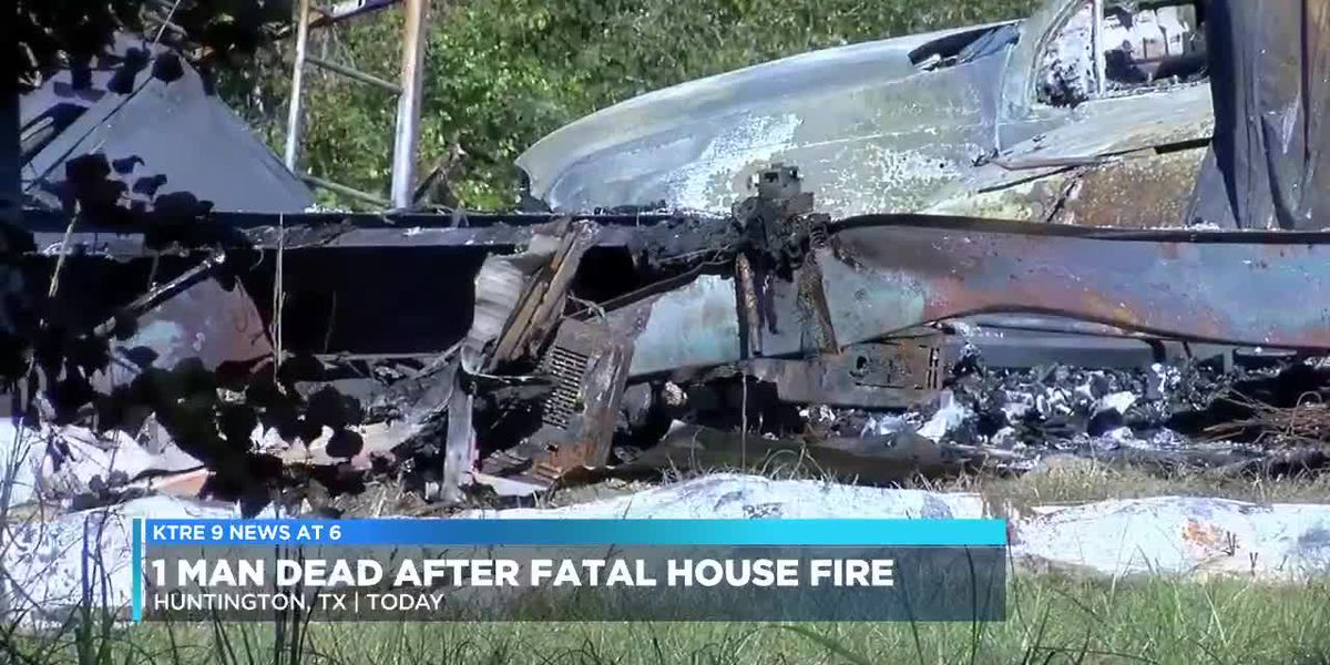 State fire marshal's office unable to determine cause of fire which claimed Huntington man's life
