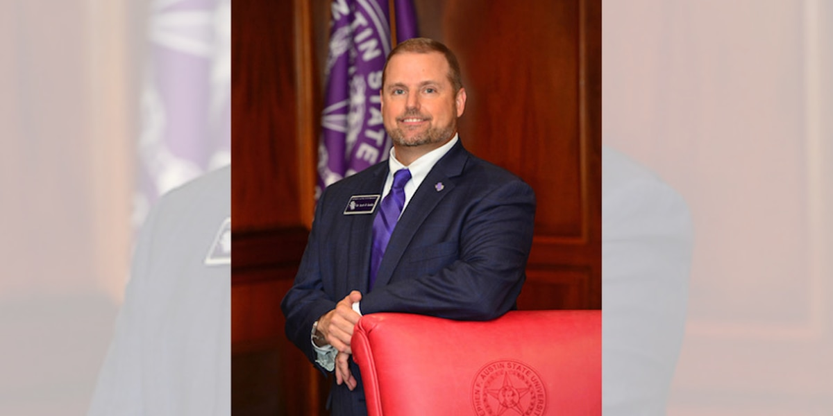 Dr. Scott Gordon confirmed as ninth SFA president