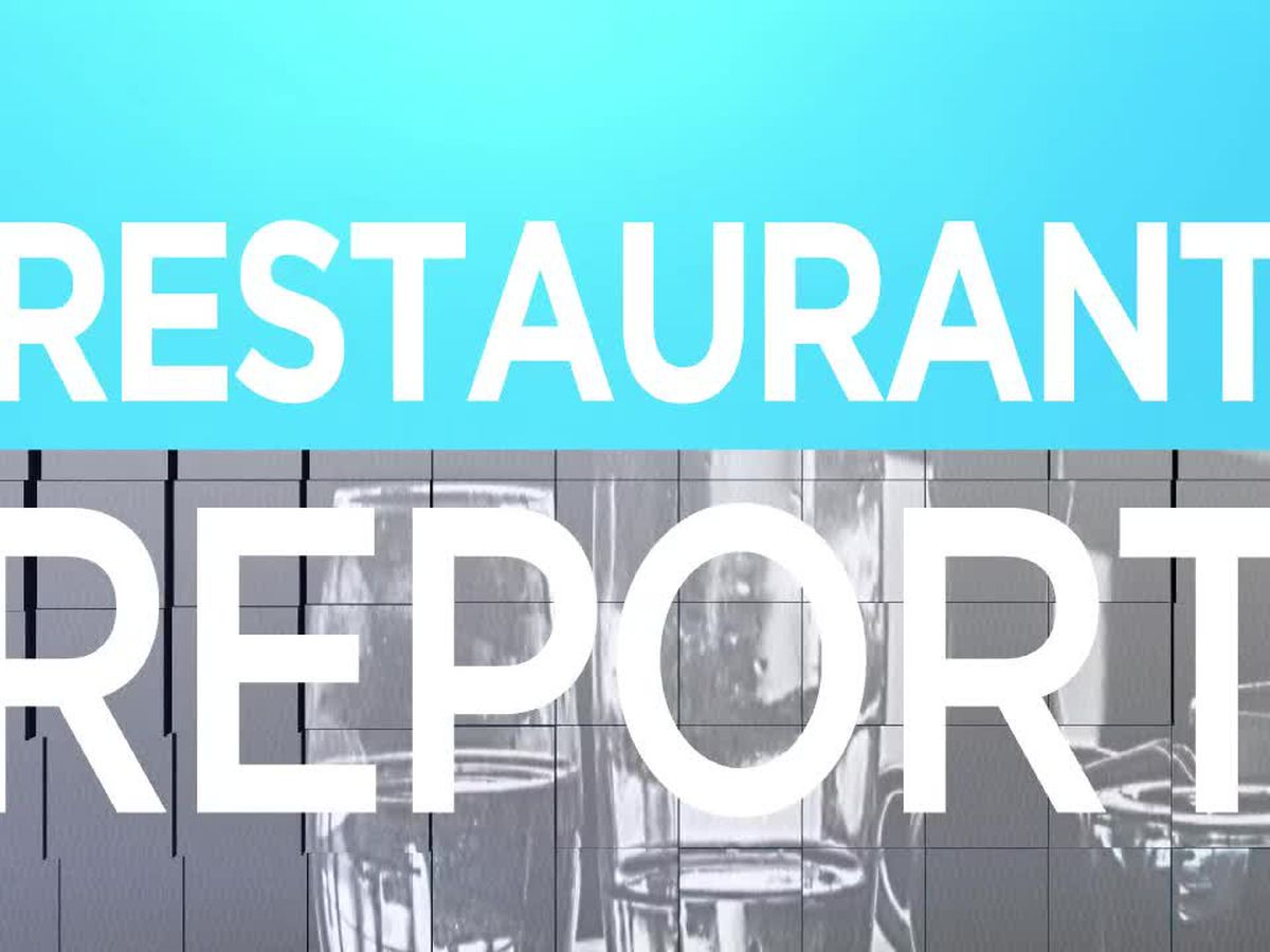 Restaurant Report - Nacogdoches - 09/19/19