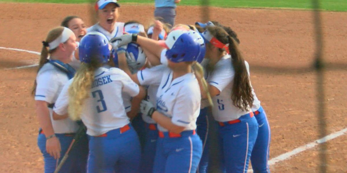Angelina sweeps San Jac in home opening double header