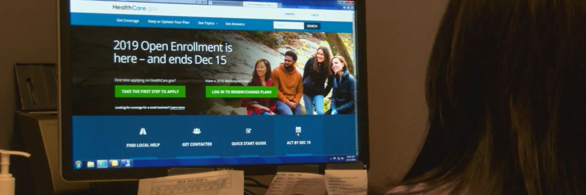 Fewer people are signing up for Marketplace insurance as deadline approaches