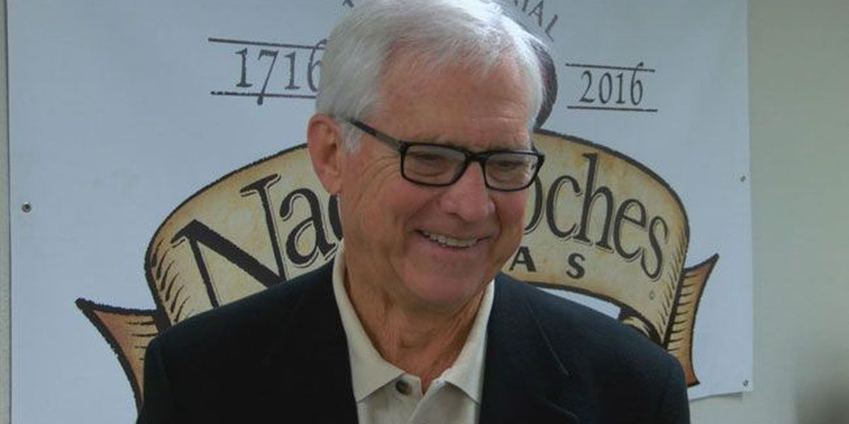 Nacogdoches mayor chooses not to seek re-election in May