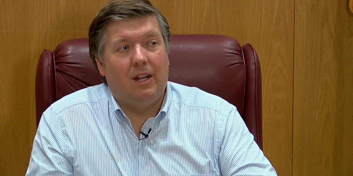 WebXtra: Lufkin's new mayor talks aspirations, vision for the city