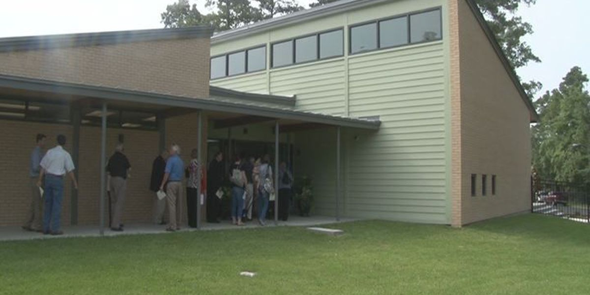 First Presbyterian Church in Lufkin blesses new early learning center