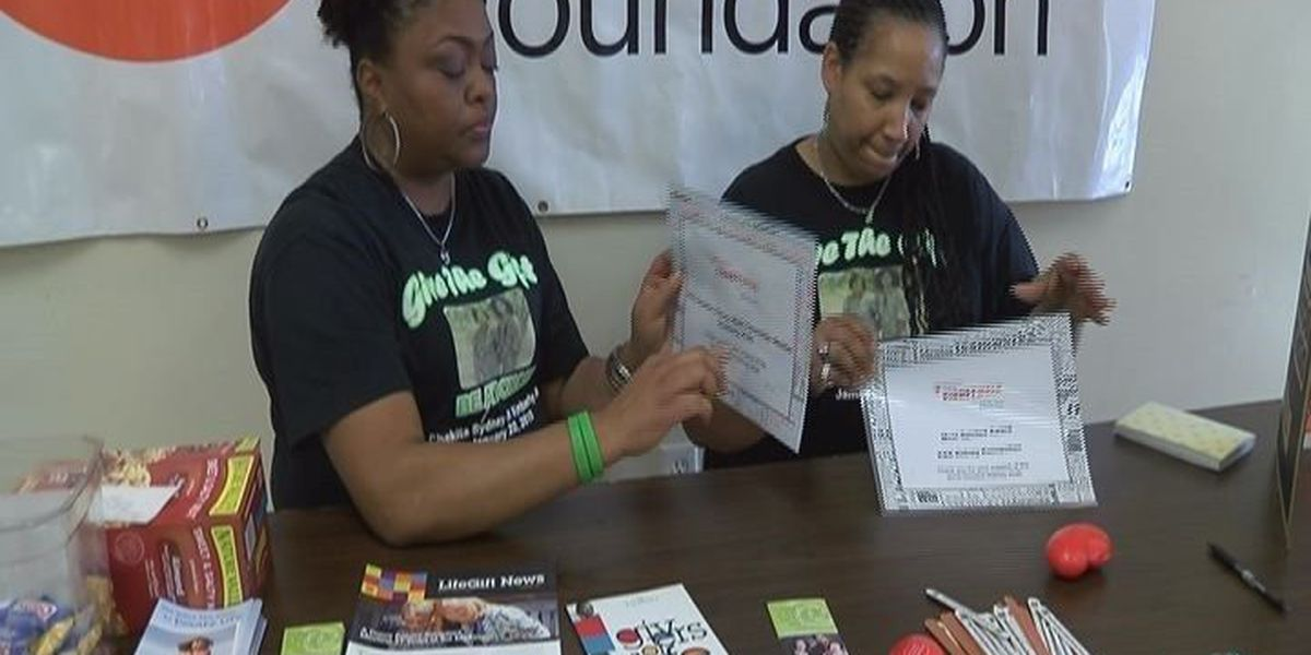 Two friends use kidney donation story to inspire others in Lufkin