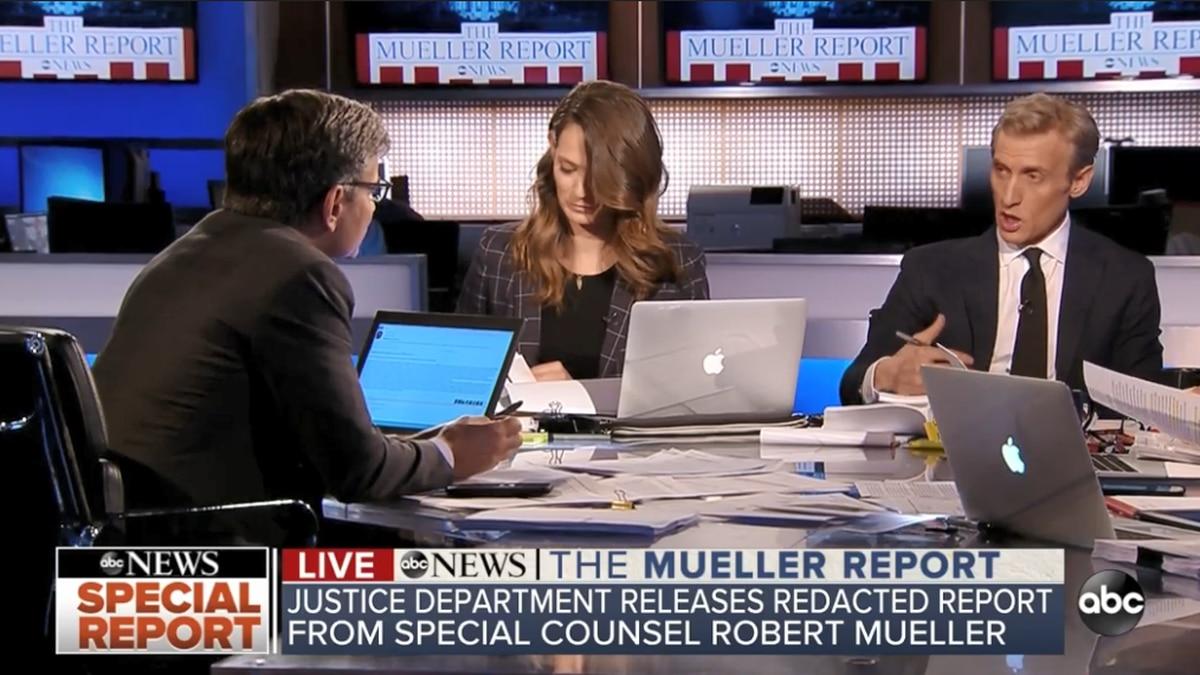 Read it here: Attorney General releases redacted Mueller report