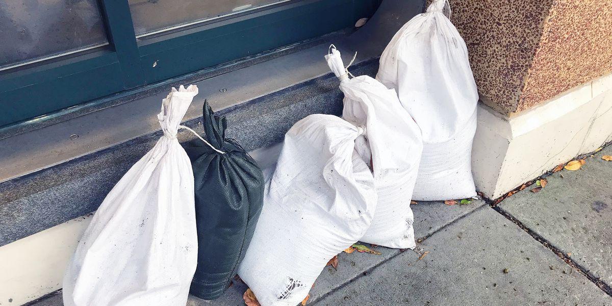 Sandbags available in Lufkin Thursday at Grace Dunn Richardson Park