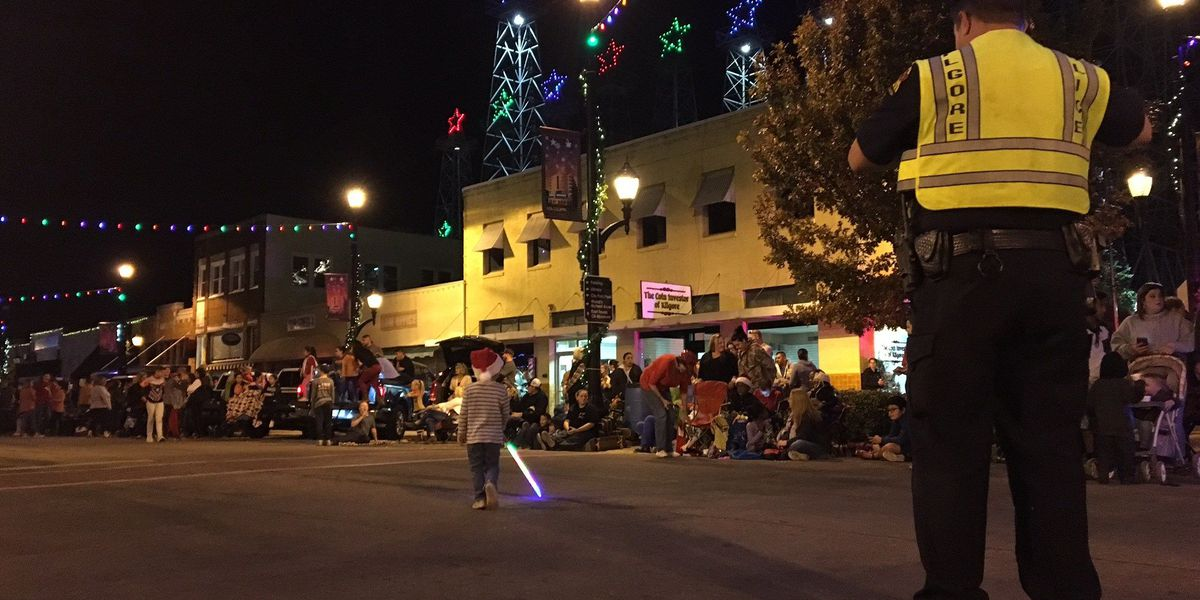 Where to catch a Christmas parade in East Texas