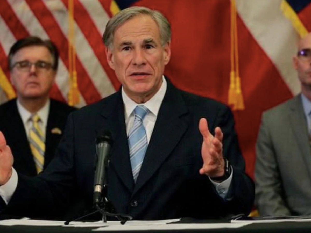 Gov. Abbott issues statewide mask requirement