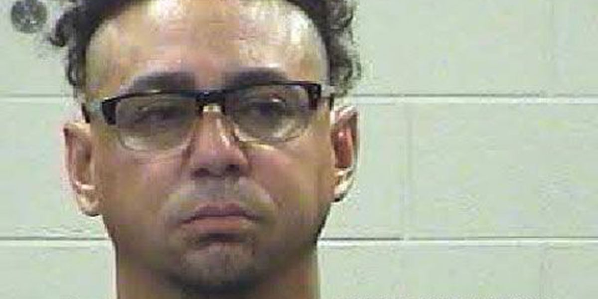 Affidavit: Onalaska man angry over gate not being closed hit step-son with pan