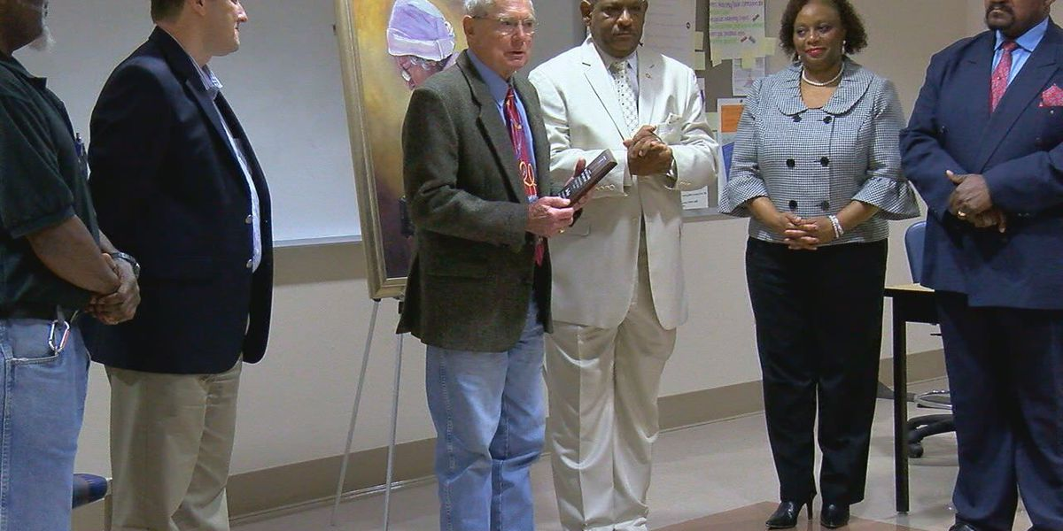 Lufkin's Jim Riggs receives Racial Equality Award in honor of Rev. Kennedy