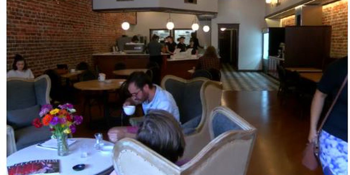 Gall's Cafe, Nacogdoches' newest eatery, is a story of entrepreneurship