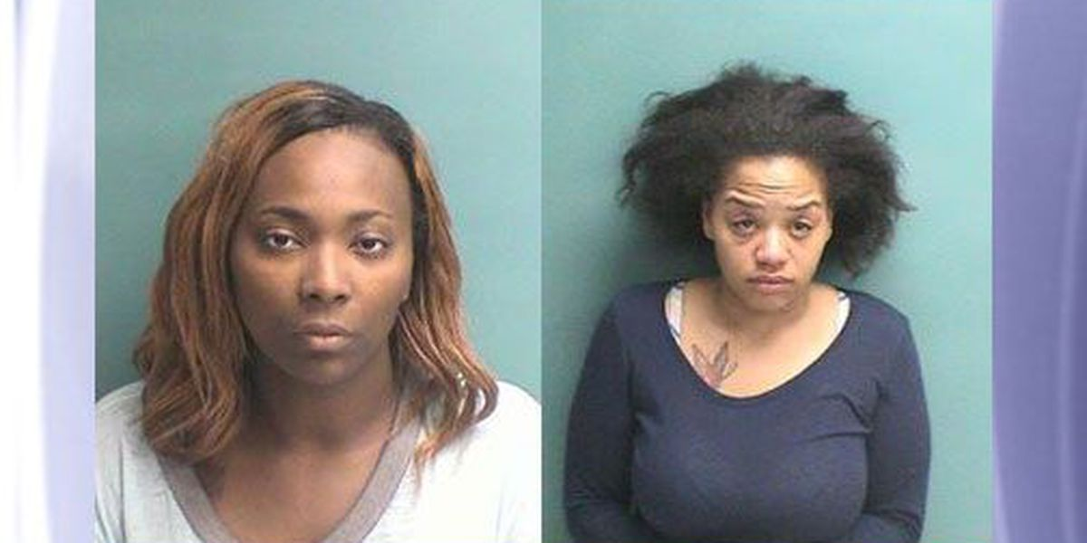 Nacogdoches PD arrests two TN women on money laundering charges after traffic stop