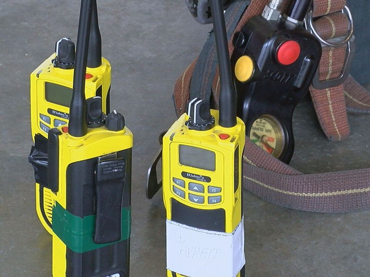 Lufkin Fire Department receives grant for new equipment