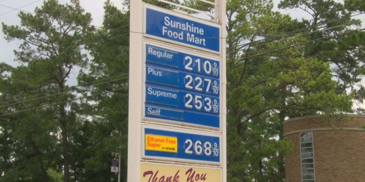 Nacogdoches convenience store selling ethanol-free