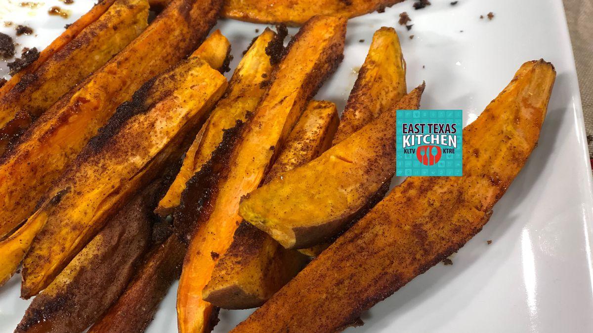 Cinnamon sweet potato logs by Mama Steph
