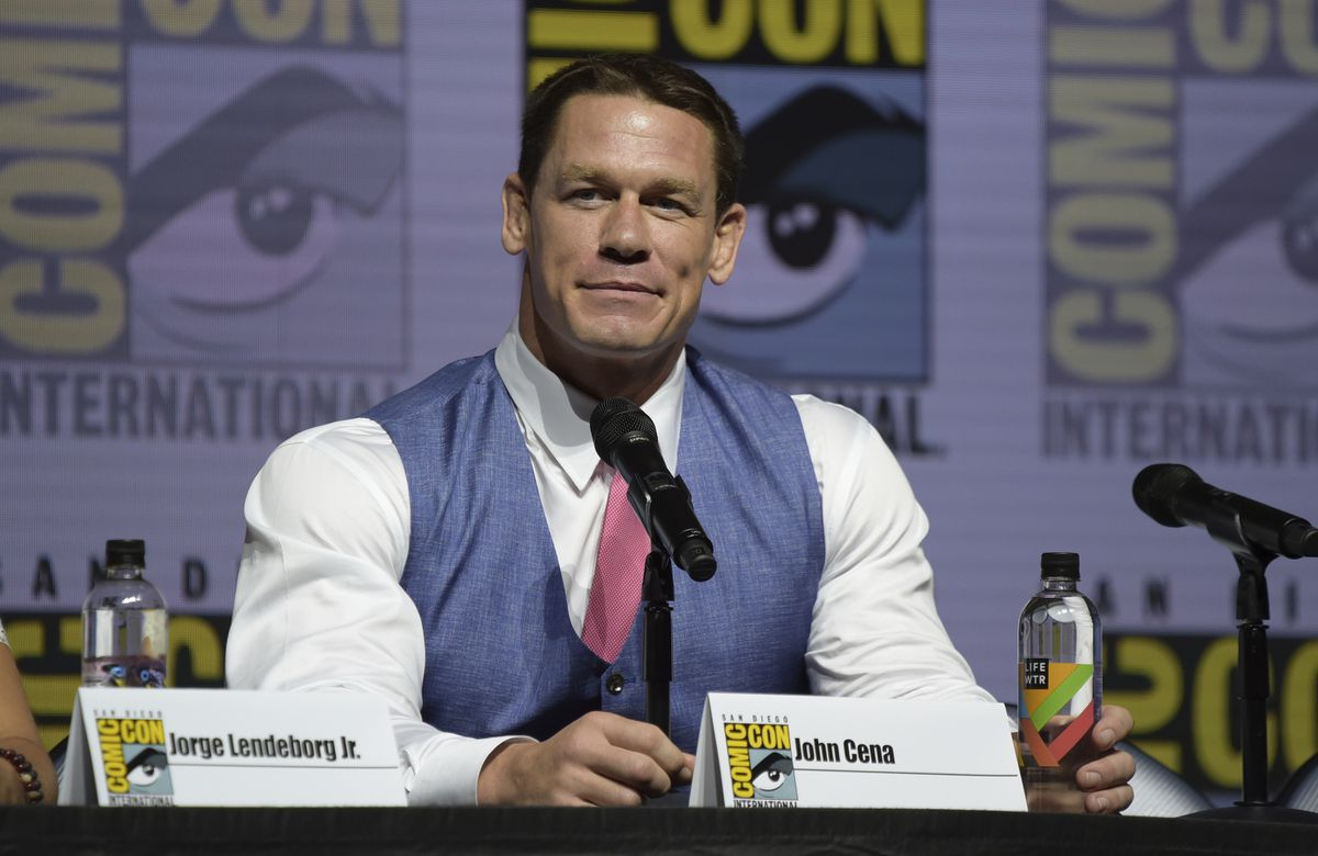 Gas Prices San Diego >> John Cena to receive SI's Muhammad Ali Legacy Award