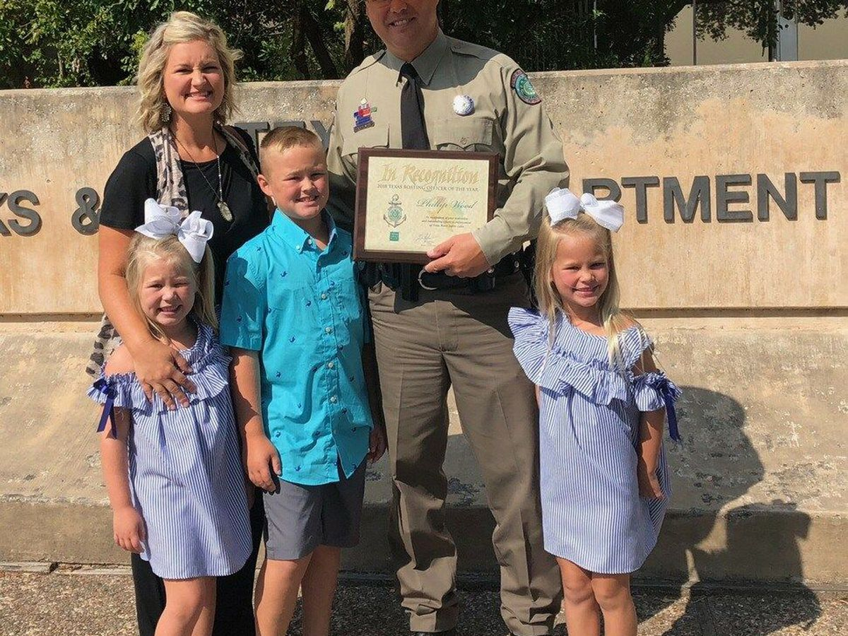 Angelina County game warden remembers Hurricane Harvey