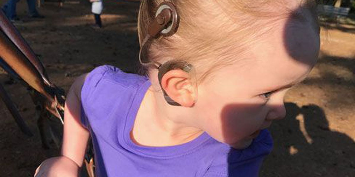 Lufkin PD: Toddler's hearing aid stolen from mom's vehicle