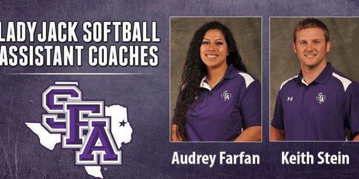 Dickson adds Farfan and Stein to softball coaching staff