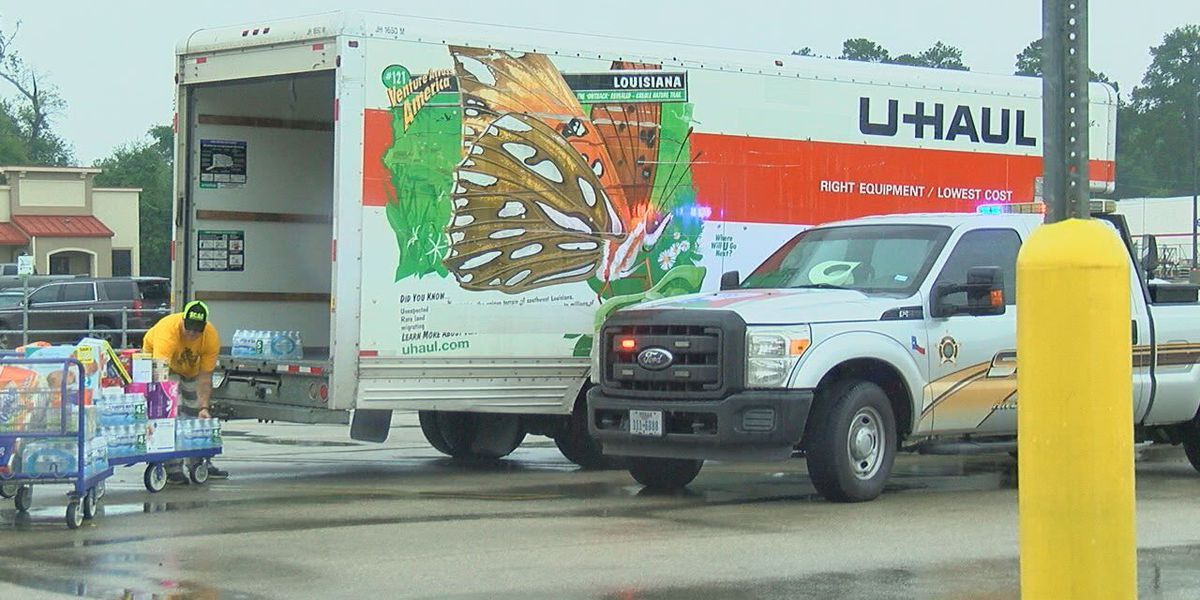 East Texans gather supplies to bring to Harden County flood victims