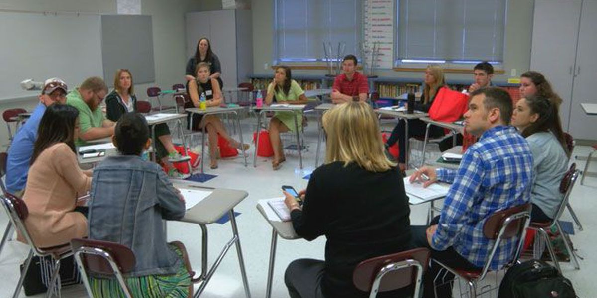 Nacogdoches ISD holds orientation for more than 100 new teachers