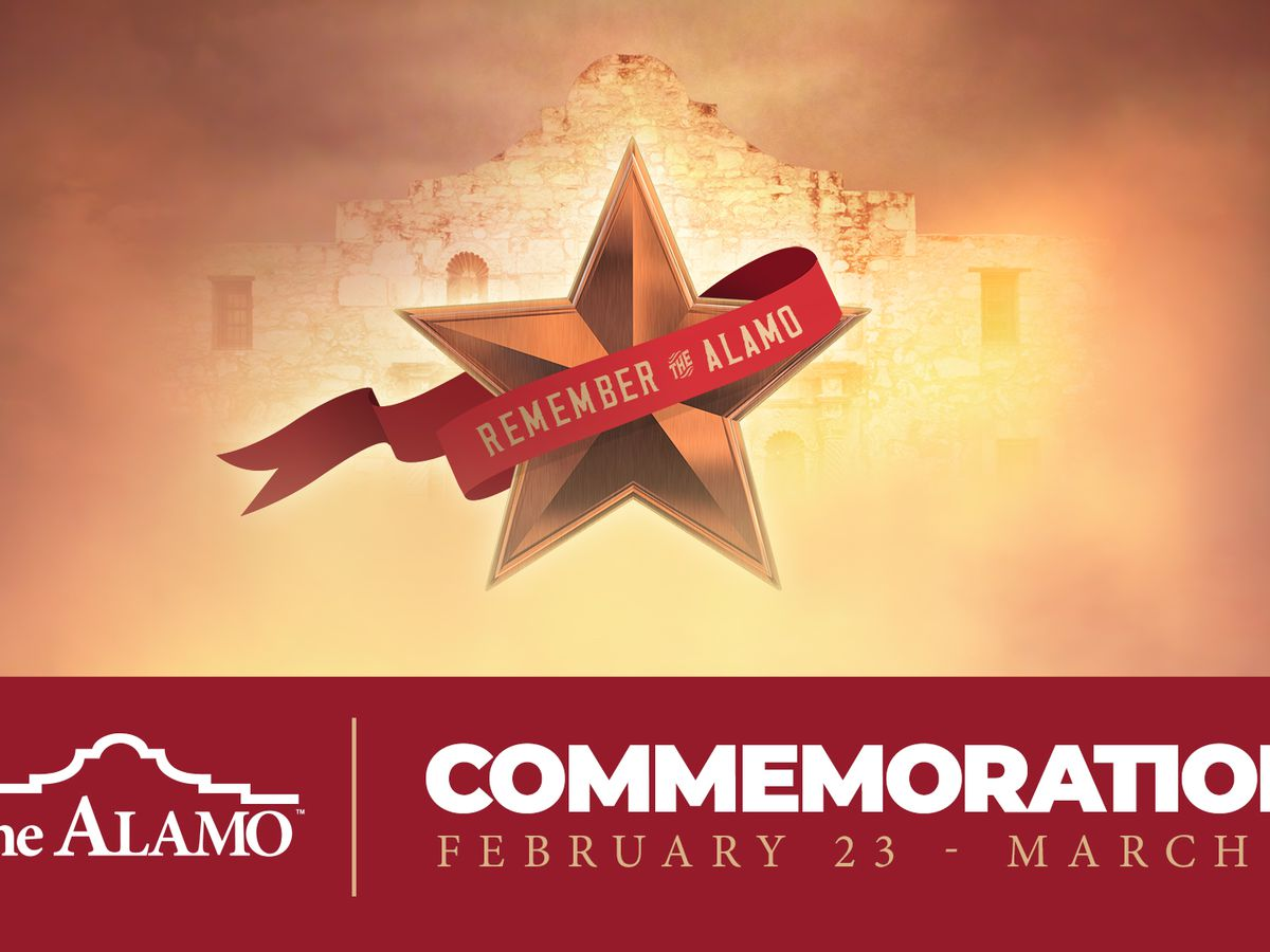 Alamo will be hosting 13 days of special events, programming in honor of 1836 battle