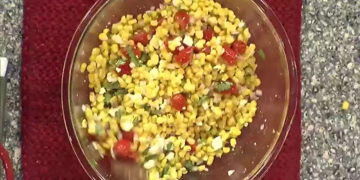 Corn Salad by Mama Steph