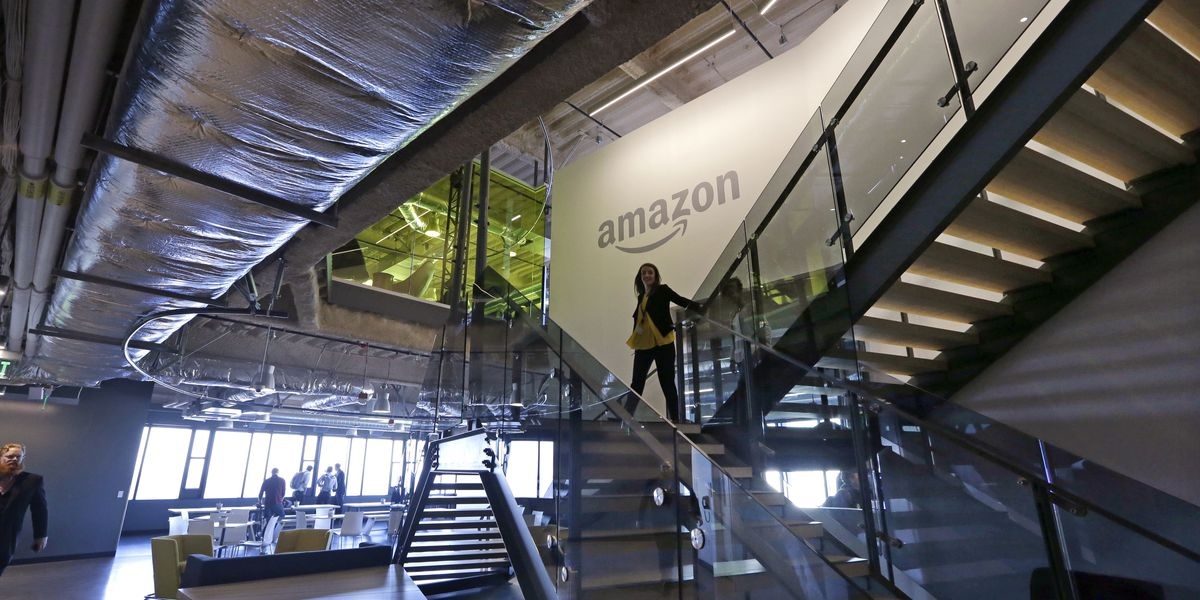 Amazon to bring workers back to offices by fall