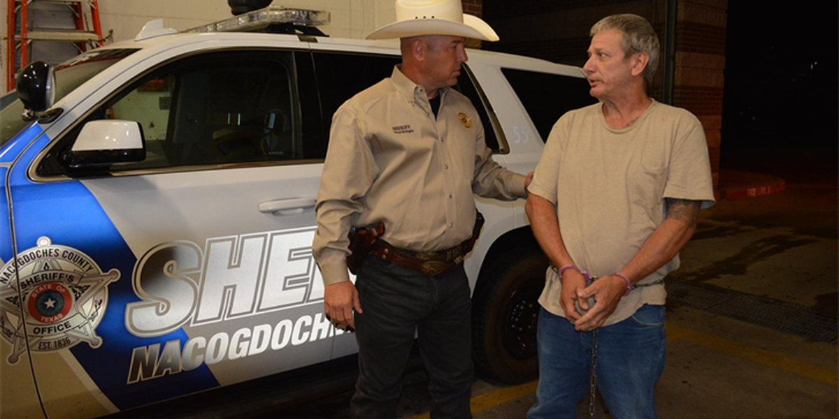 Press release: There were 'obvious signs' Nacogdoches County man had been murdered