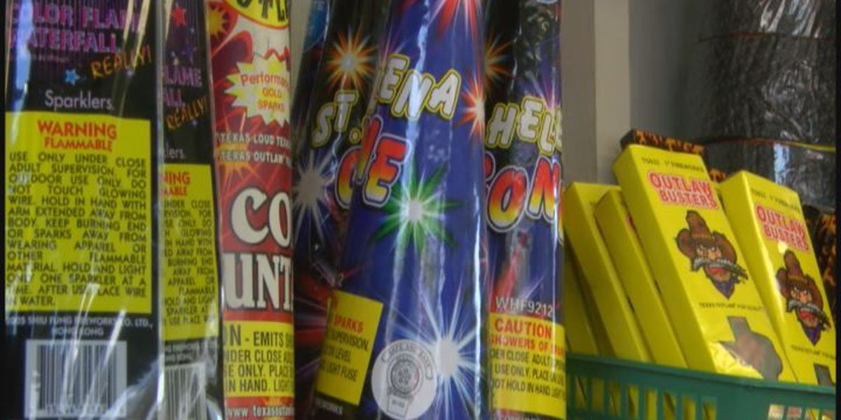 East Texans welcome new law allowing sale of fireworks ahead of Texas Independence Day
