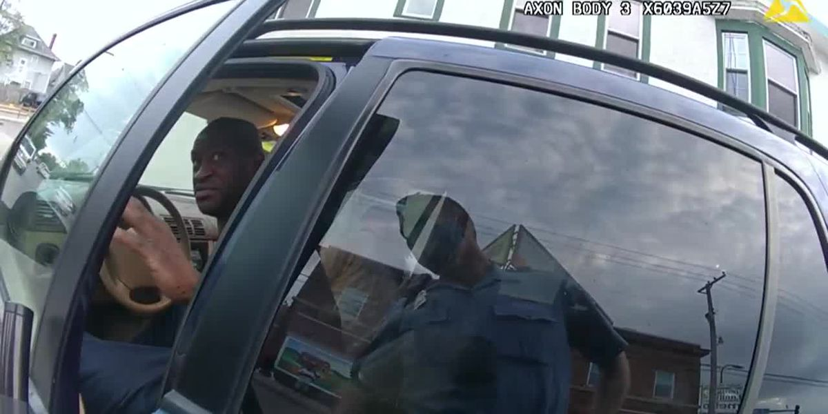 GRAPHIC: Body cam footage released from George Floyd arrest