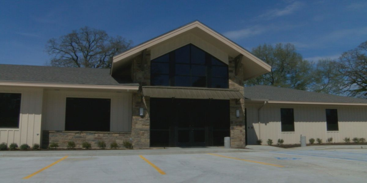 Angelina and Neches River Authority plans to serve water needs from new building