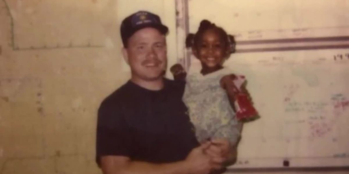 Firefighter and rescued girl reunited 30 years later