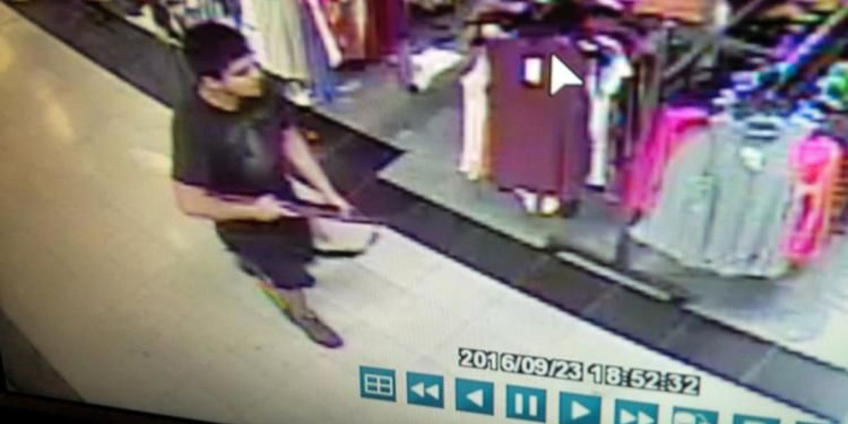 Lufkin native shopping at mall during Washington mass shooting
