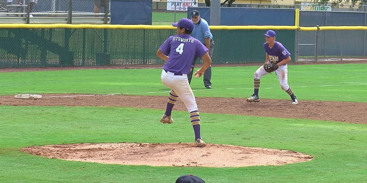 Lufkin wins Regional opener, faces Texas West Saturday