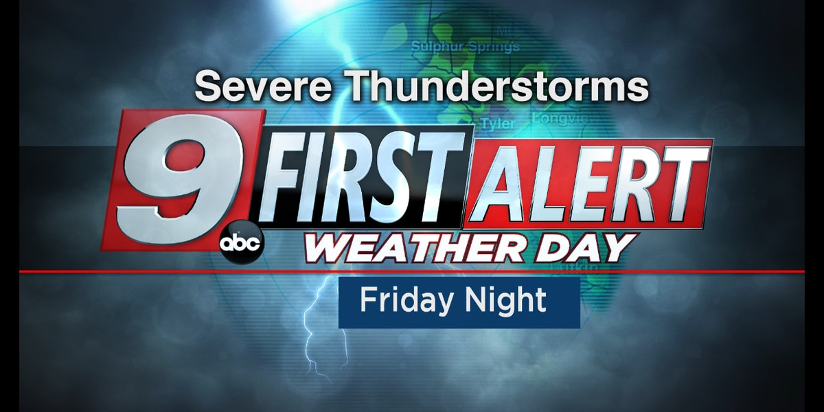 First Alert Weather Day will last through the overnight hours
