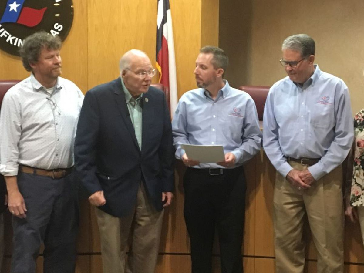 Lufkin mayor declares Oct. 17 as Love INC Day