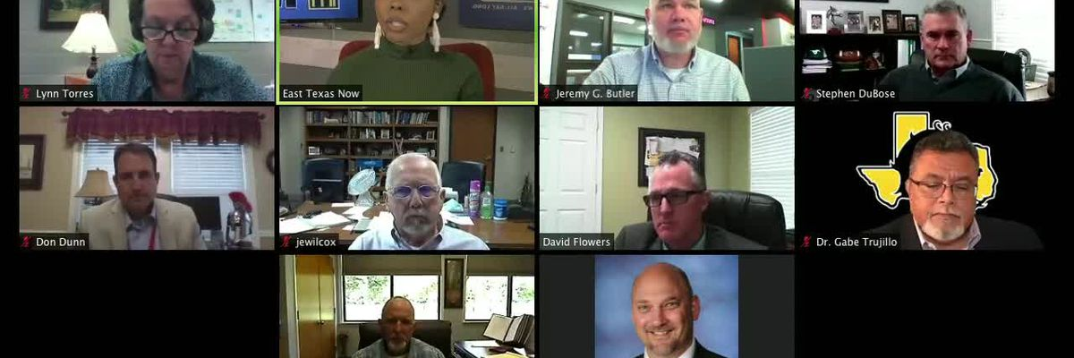 WATCH: 17 East Texas school superintendents join East Texas Now