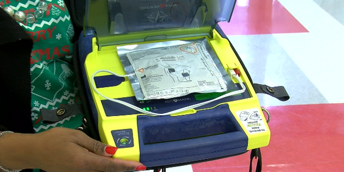 Lufkin ISD adds 12 new defibrillators to campuses