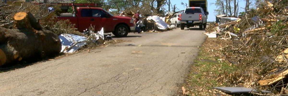Polk County tornado debris removal will be long term
