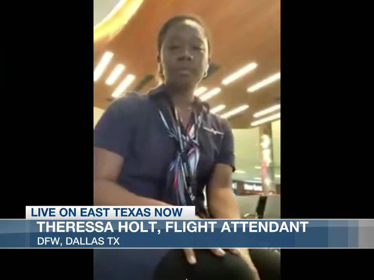 ETN: American Airlines flight attendant talks about changes at DFW airport
