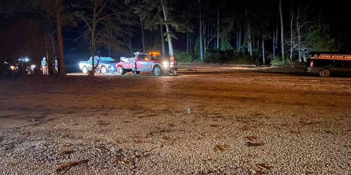 Body found inside vehicle in Lake Sam Rayburn