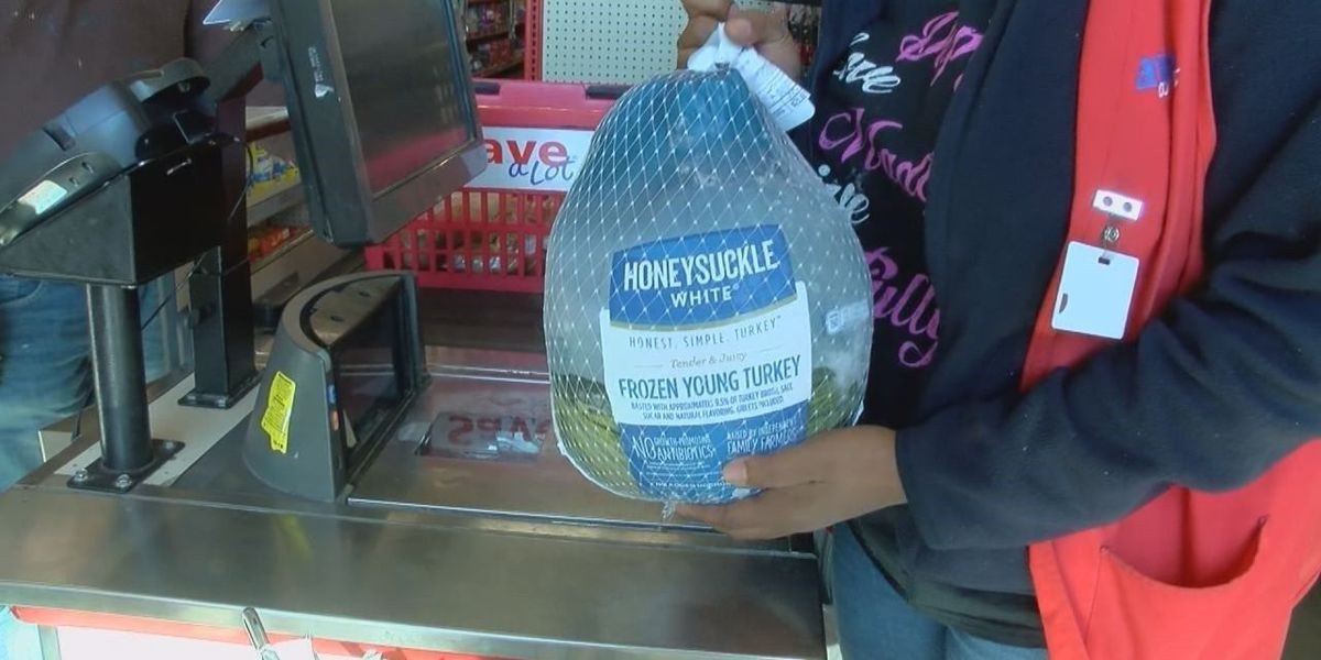 Lufkin shoppers give their perspective on average cost of a Thanksgiving dinner