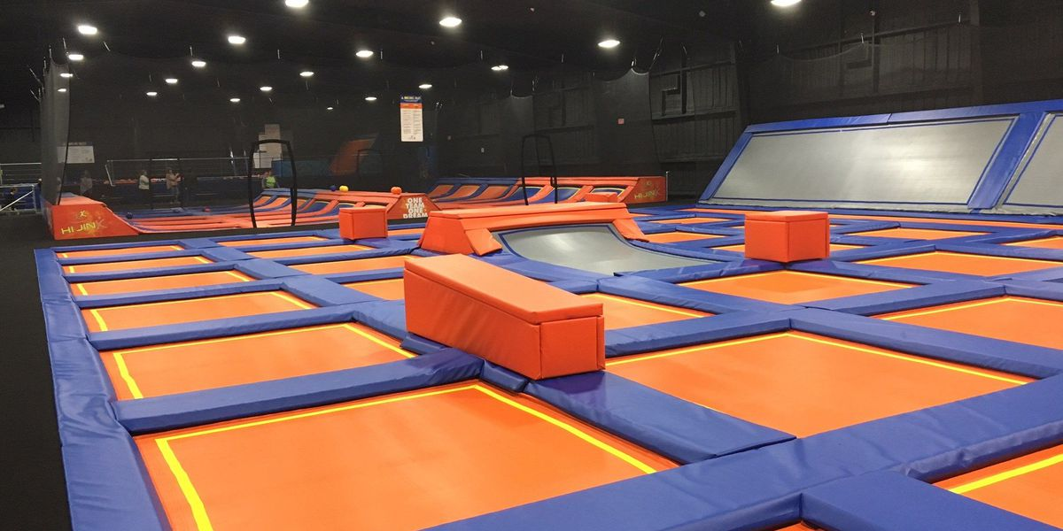First-ever indoor trampoline park in Deep East Texas set to open Saturday
