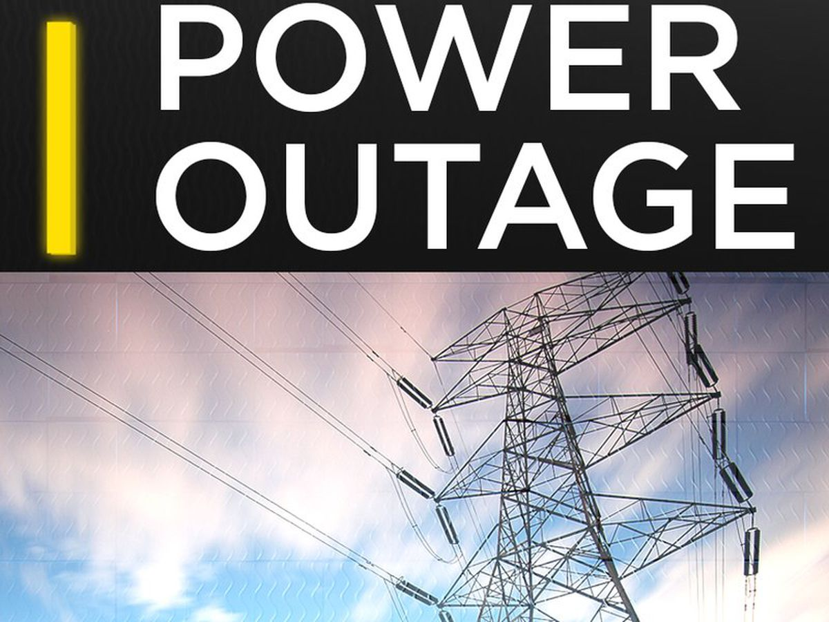 Thousands of East Texans without power after Sunday storms