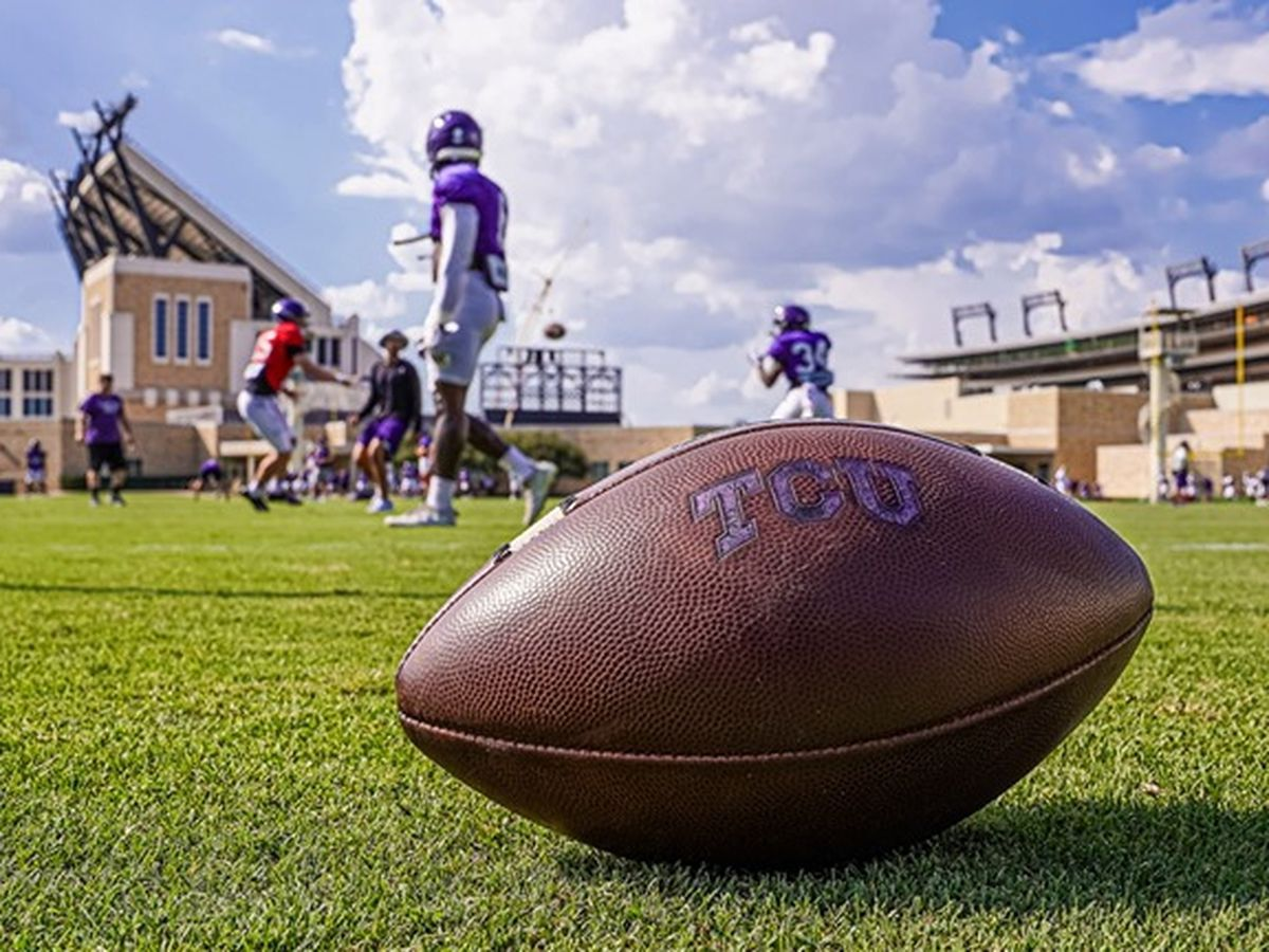 TCU will start grad transfer QB and also use a true freshman