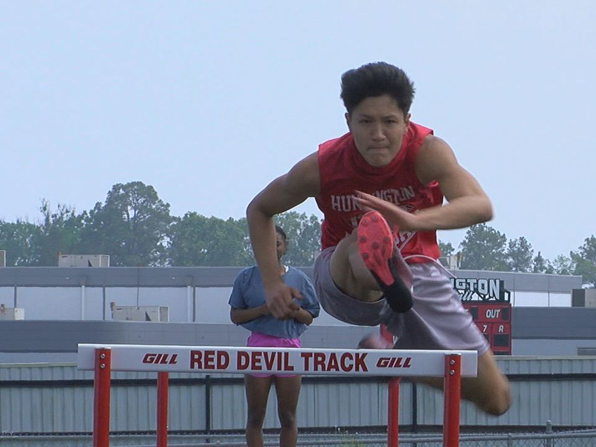 East Texas student athletes looking to win gold at state track meet