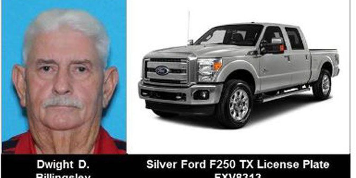 DPS issues Silver Alert for missing 74-year-old Kirbyville man