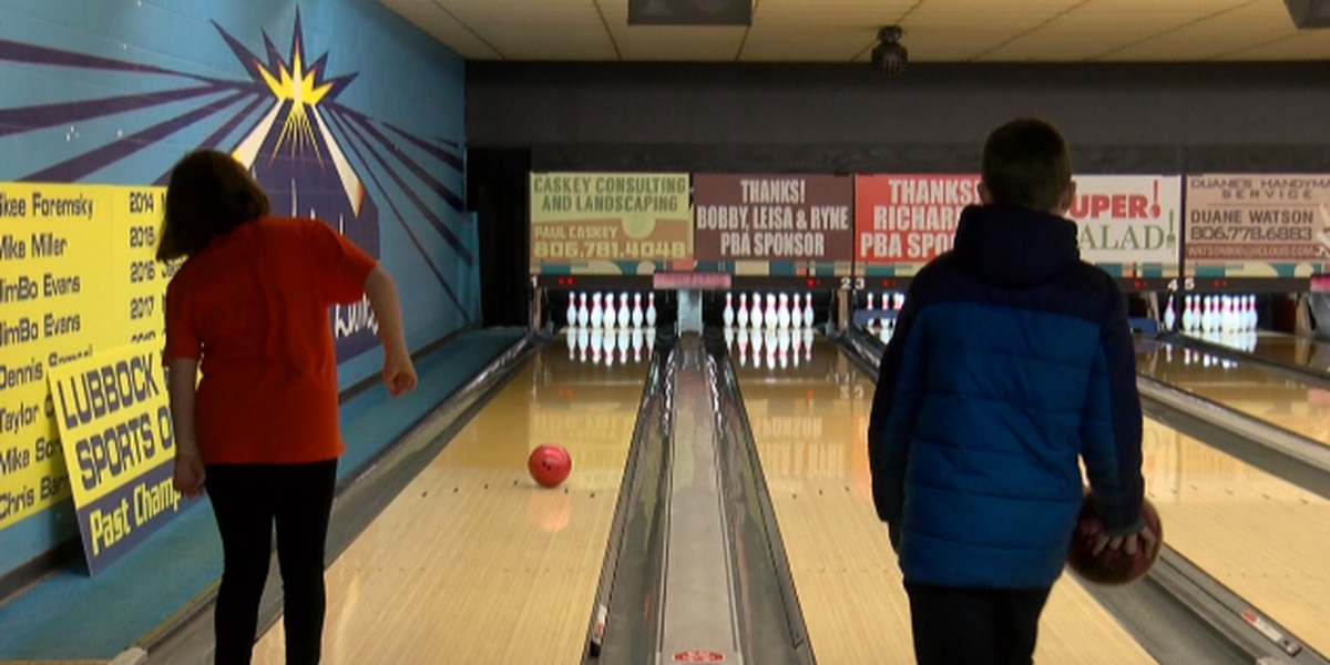 Special Olympics state bowling competition to be hosted in Lubbock for the first time